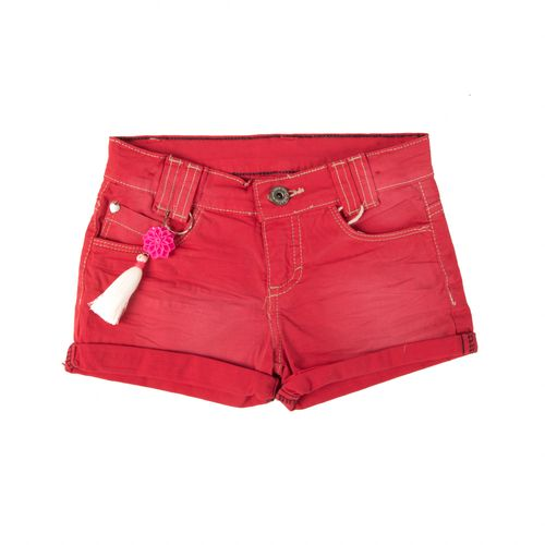 SHORT-FUCSIA-